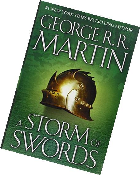 A Storm of Swords: A Song of Ice and Fire: Book Three By