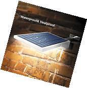 Pack of 2 LED Street Solar Power Light Outdoor Waterproof