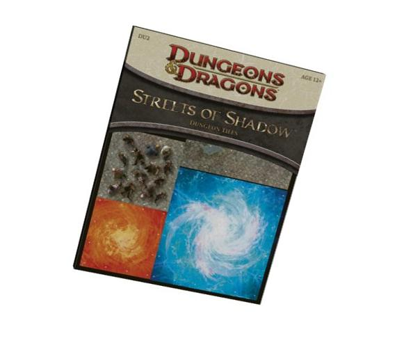 Streets of Shadow: DU2 - Dungeon Tiles