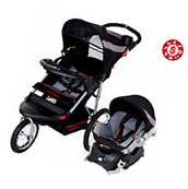 STROLLER and CAR SEAT Baby Trend Expedition Travel System