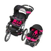 Baby Stroller And Car Seat Travel System Infant Jogging