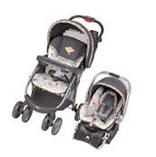 STROLLER and CAR SEAT  Travel System, with SnugRide Click