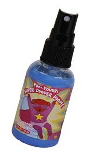 Poo-Pourri Super Dooper Pooper 2oz Pink Bottle Bathroom