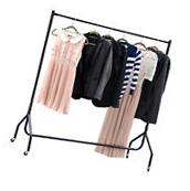 Durable Heavy Duty Hanging Rail Rack for Garment/Clothes/