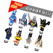 Super Heroes Batman Building Bricks Blocks Action DIY Gift