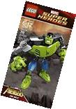 New LEGO Super Heroes Marvel Universe The Hulk 4530 Complete