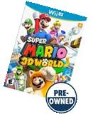 Super Mario 3d World - Pre-owned - Nintendo Wii U