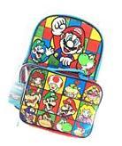 "Super Mario Boys & Girls Boss, Princess 16"" School Backpack"