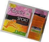 Playtex Super 16ct, Lightly Scented, Sport Fresh Balance