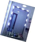 5ft super white 30leds Lighted Cosmetic Makeup Vanity Mirror