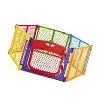 Superyard Colorplay Ultimate Playard, Multi Color 12 panels