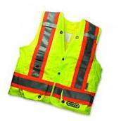 Oregon Surveyors Safety Vest # 538466 - 2X