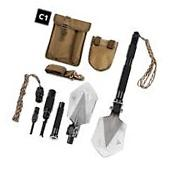 Survival Camping Gear Outdoor Military Kit Tool Equipment
