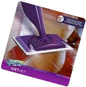 Swiffer Sweeper Wetjet Floor Mop Starter Kit Wet Jet Mud