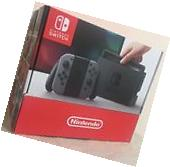 New Nintendo Switch - 32GB Gray Console .  Stock On Hand