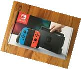 Nintendo Switch Console Bundle Blue/Red Joy-Con - Brand New
