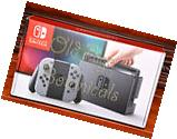 NEW NINTENDO SWITCH Gray Console  Fast Shipping