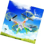 SYMA X5HW FPV 2.4G 4CH 6 Axis RC Quadcopter Drone w/ 2.0MP