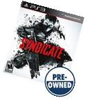 Syndicate - Pre-owned - Playstation 3