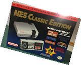 Nintendo Entertainment System - NES Classic Edition Bundle