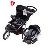 Baby Travel System Stroller Car Seat Outdoor Infant Carriage