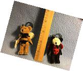 Lot of 2 Boyds T.F. Wuzzies 3.5