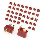 10 Pairs 20pcs T Plug Connector Female Male Deans For RC