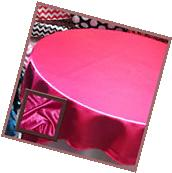 "Table Overlay 58"" X 58"" Square Satin Tablecloth Cover,"