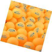 Table Tennis Balls 50pcs Training Ping Pong Multi Ball