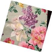 WATERFORD tablecloth New YARDSLEY beautiful spring floral