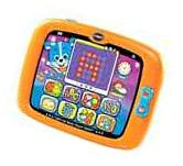 Tablet Baby Teach Touch Tablet Orange Toy Toddler Kids Fun