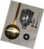 TAKANE Mini Quartz Battery Clock Movement Pendulum NEW Long