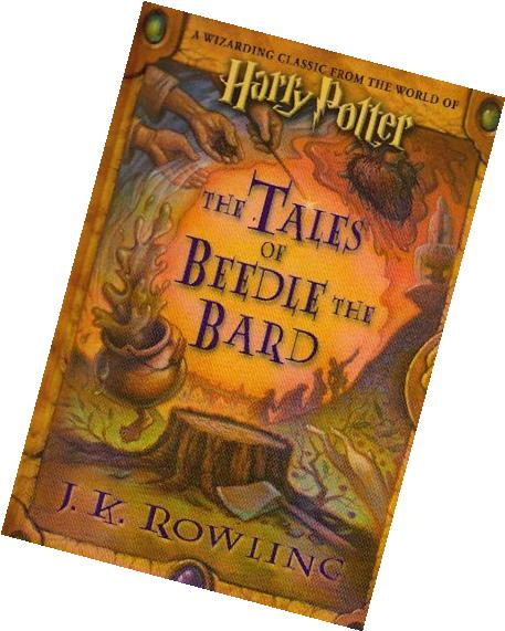 The Tales of Beedle the Bard: A Wizarding Classic from the