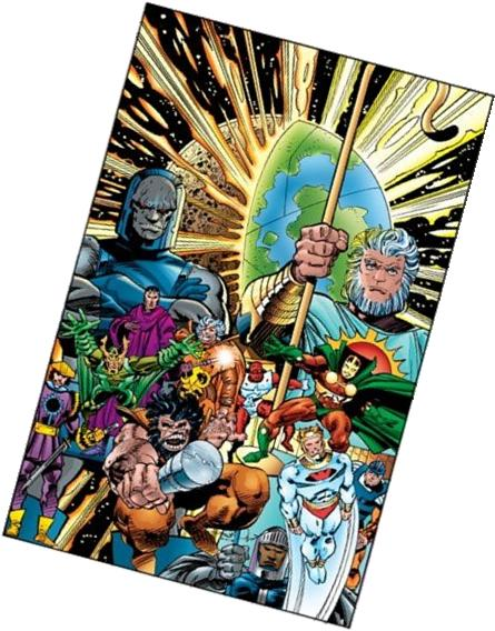 Tales of the New Gods