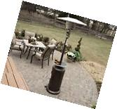 Propane Patio Heater Tall 41000 BTU Outdoor Standing
