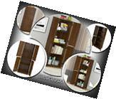 Tall Storage Cabinet Kitchen Cupboard Pantry Food Storage