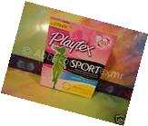 Playtex SPORT Tampons Unscented Regular 14 Count Plastic