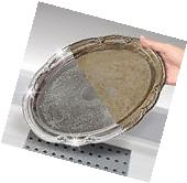 MIGHTY SHINE TARNISH REMOVER SYSTEM JEWELRY CLEANER TRAY