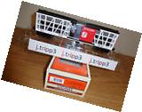 LIONEL 6-58511 TCA CHICK-FIL-A POULTRY SWEEPER CAR OPERATING