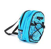 """Teal Sequin Backpack for 18"""" American Girl Doll Back-To-"""