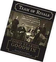 Team of Rivals The Political Genius of Abraham Lincoln Part