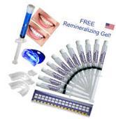 Teeth Whitening Gel Kit 44% Professional Bleaching Whitener