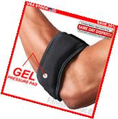Tennis Elbow Brace Support Golfer Strap Epicondylitis Wrap