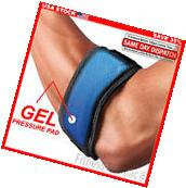 Tennis Golfer Elbow Brace Strap Epicondylitis Wrap Support