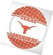 "Texas Longhorns 9"" Dinner Paper Plates"