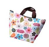 Thermal Lunch Bag Insulated Women Girls Tote Cooler Box