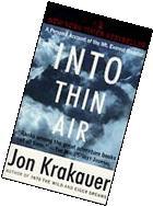 Into Thin Air 1st Anchor Books ed edition