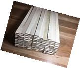 """Small Thin Craft Wood Boards Maple Lumber 13 1/4"""" Long"""