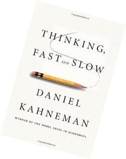 Thinking, Fast and Slow 1st  Edition