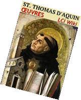 Thomas d'Aquin - Oeuvres